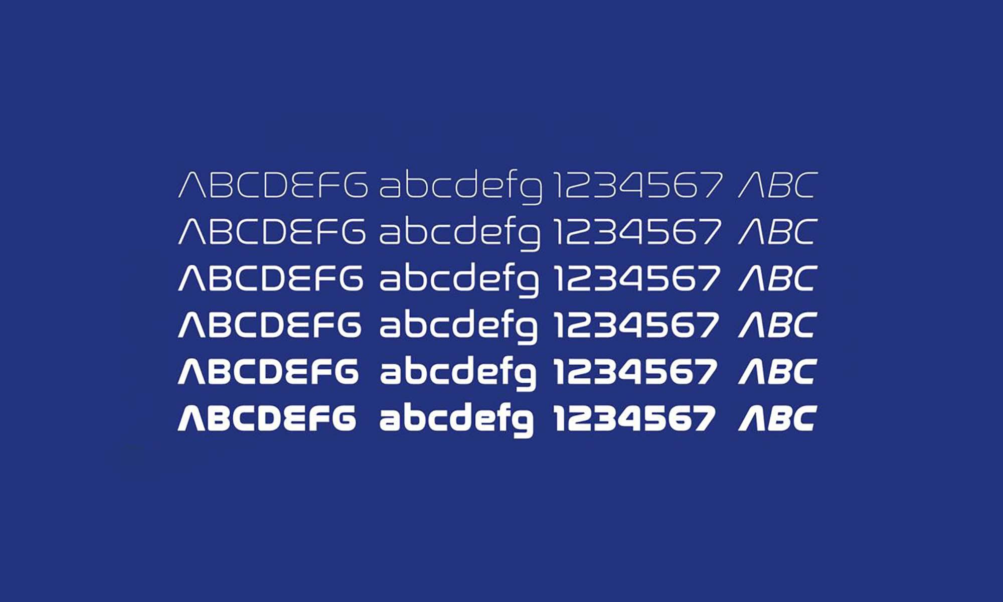 Nasalization Font Characters