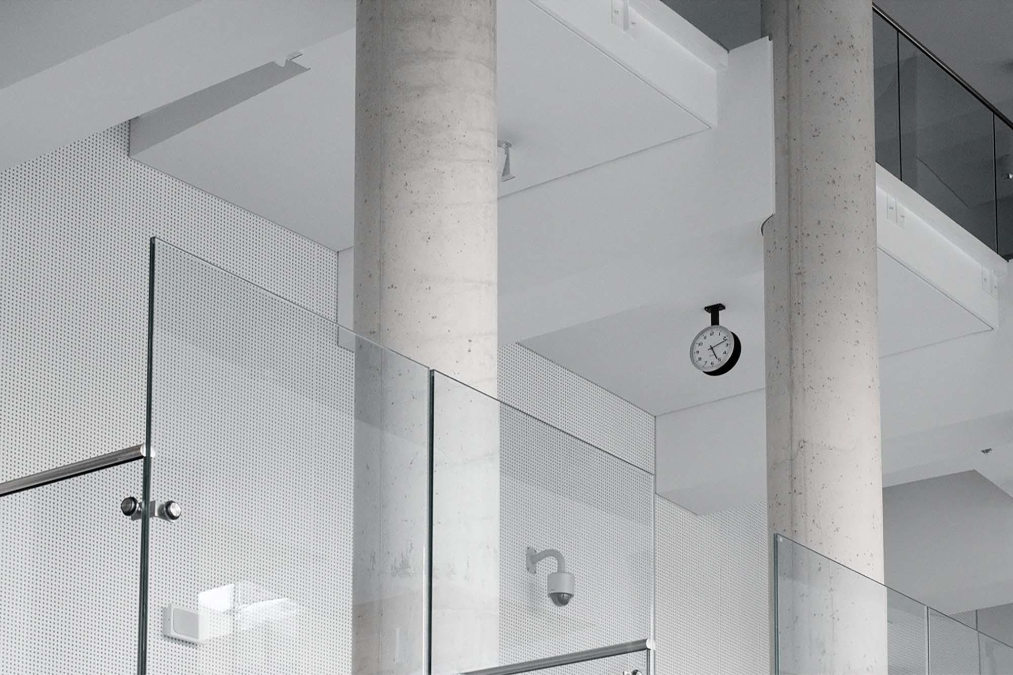 Office Glass Branding Mockup 2