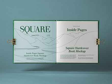 Open Square Catalog Mockup