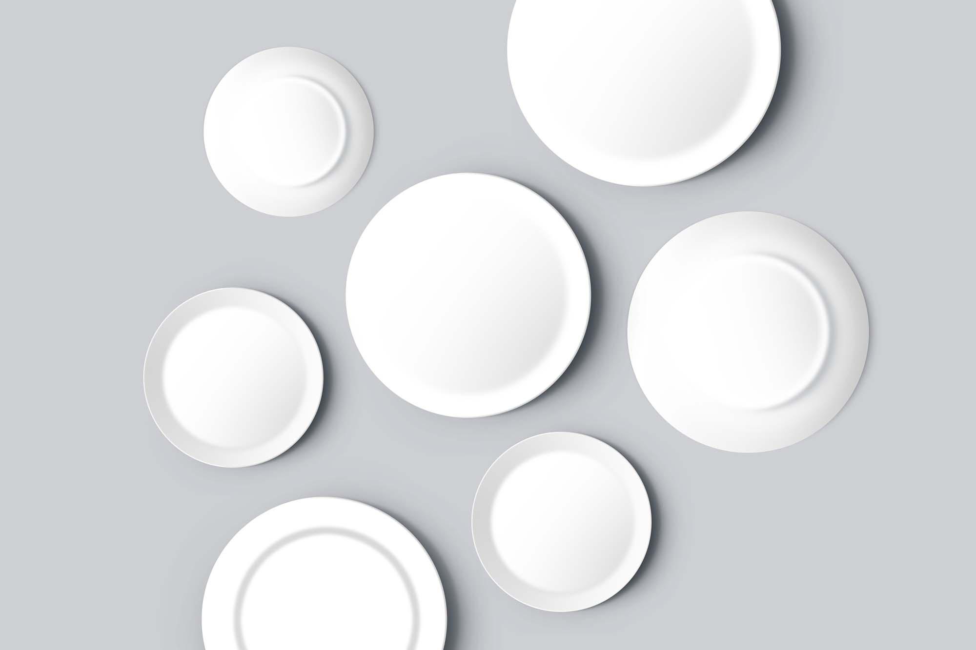 Plates Mockup 2
