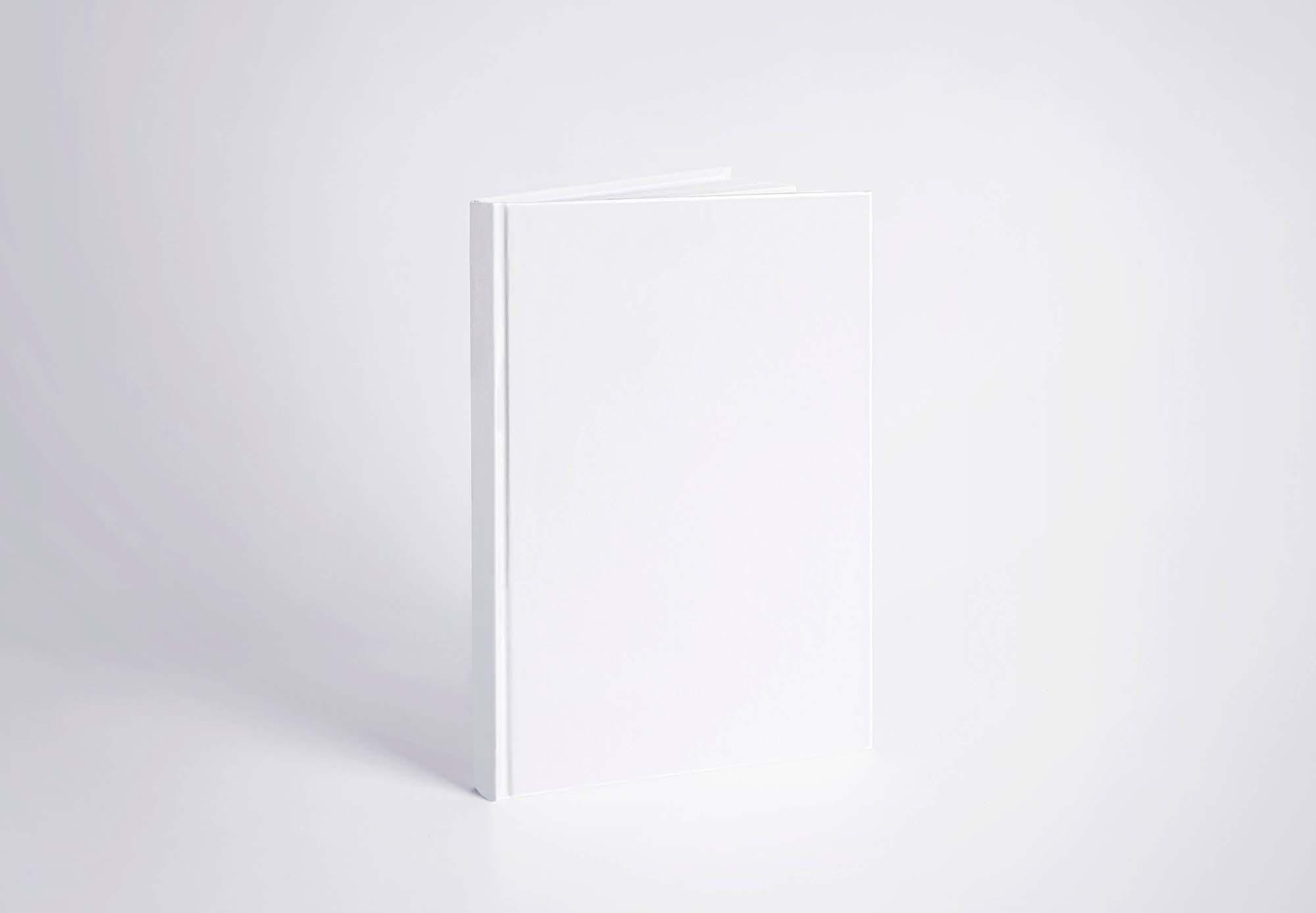 Standing Book Mockup 2