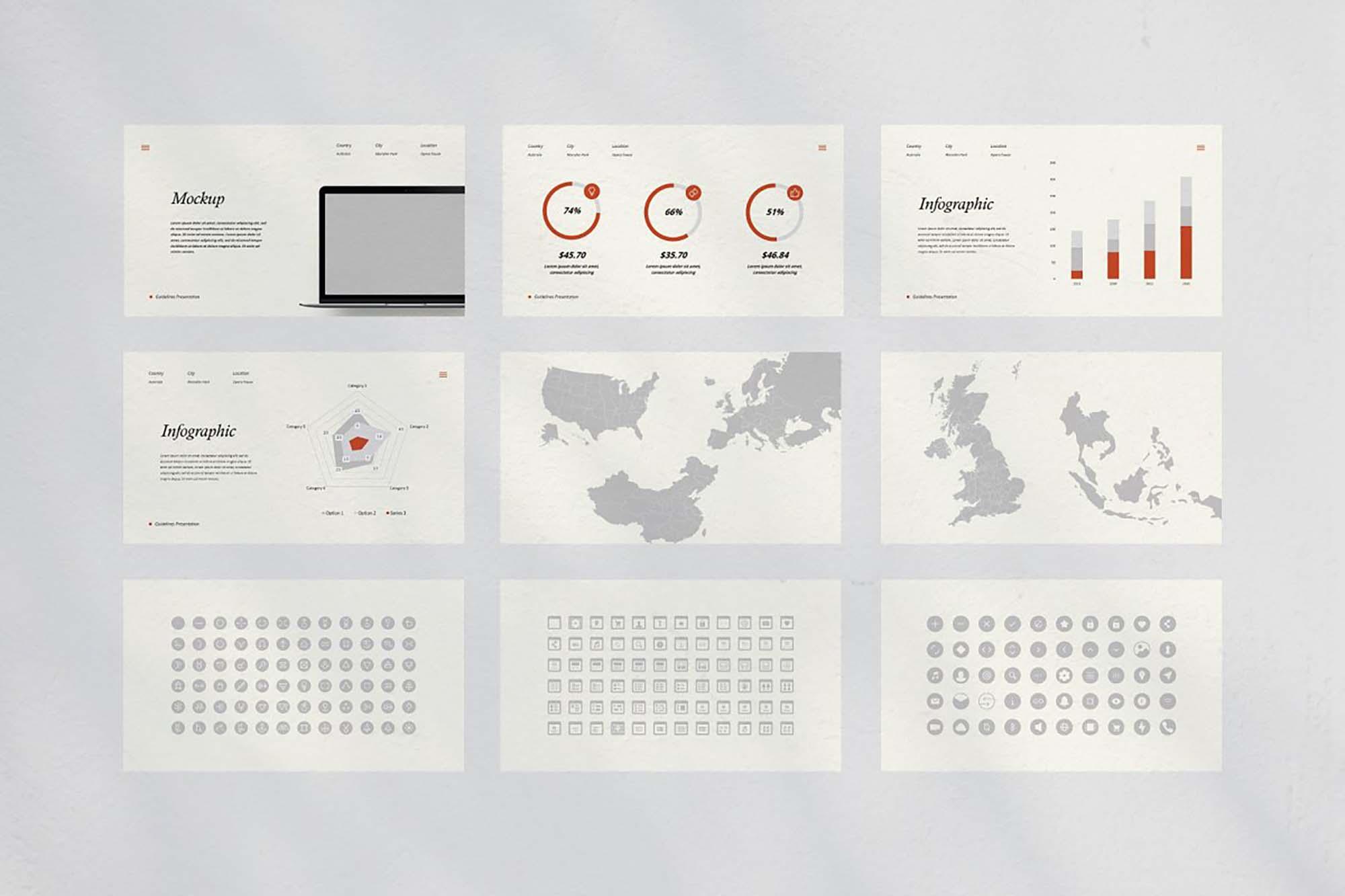 Tigwell PowerPoint Presentation Template
