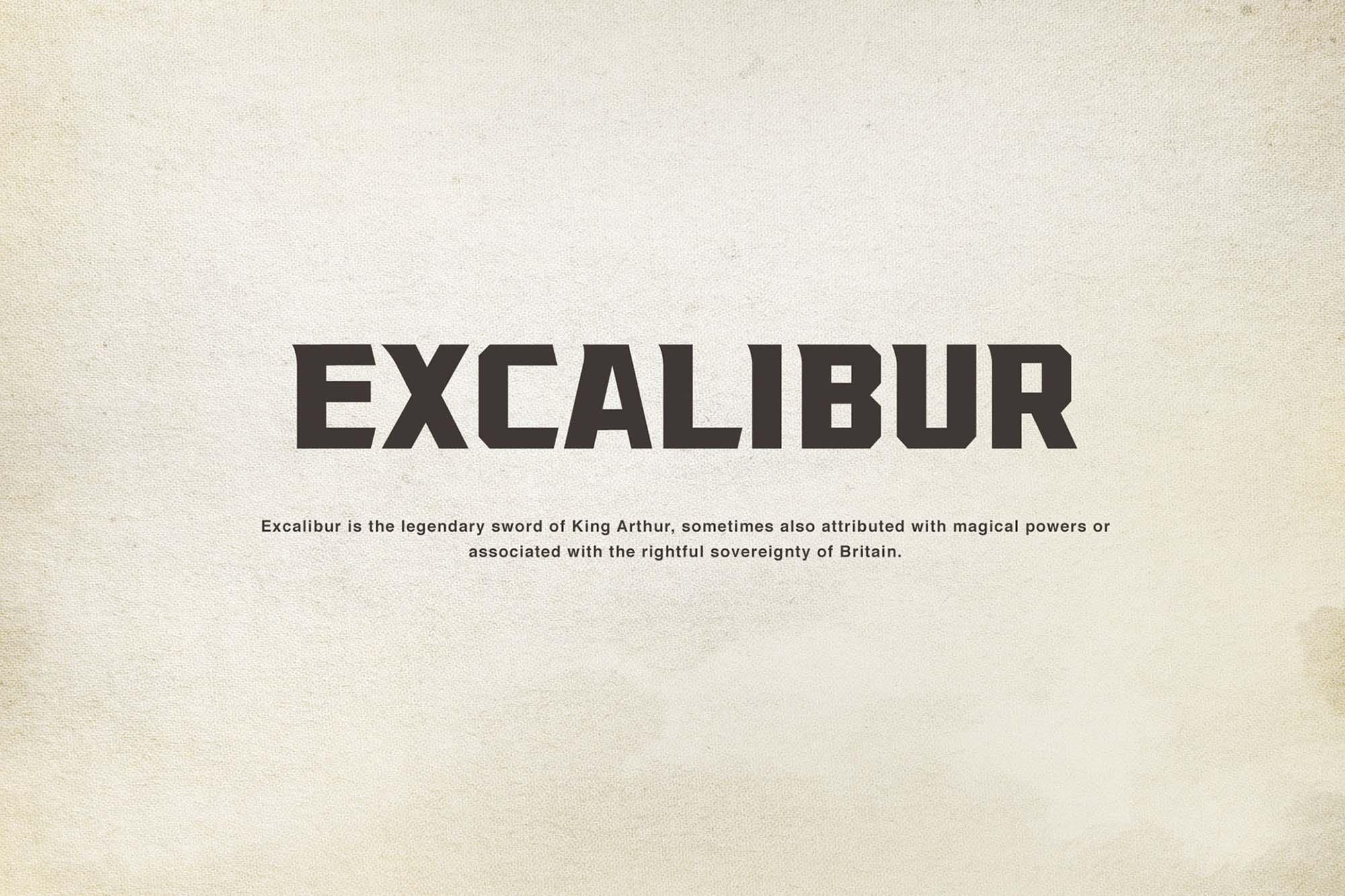 Velocity Typeface 4