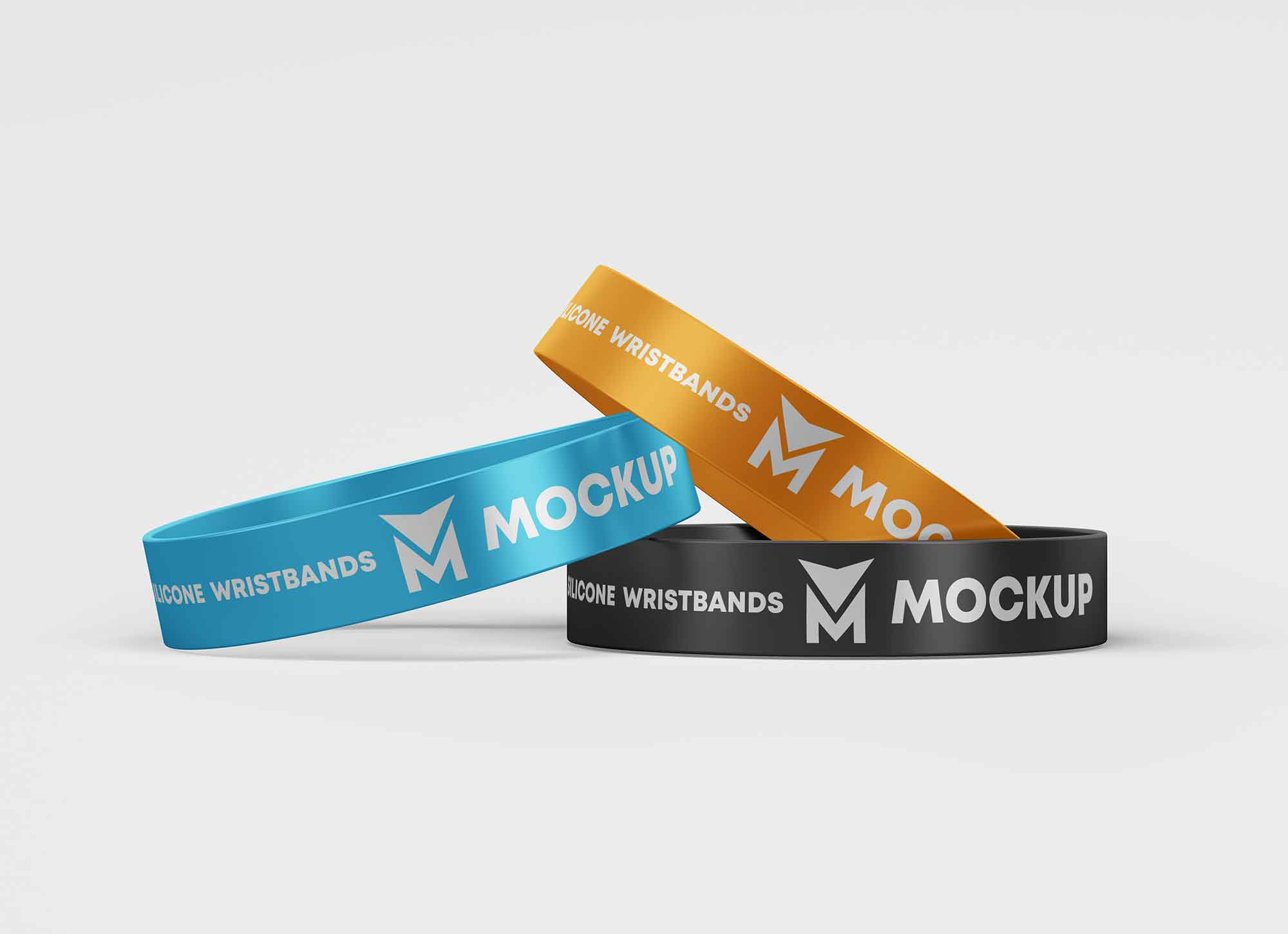 Wristbands Mockup 2