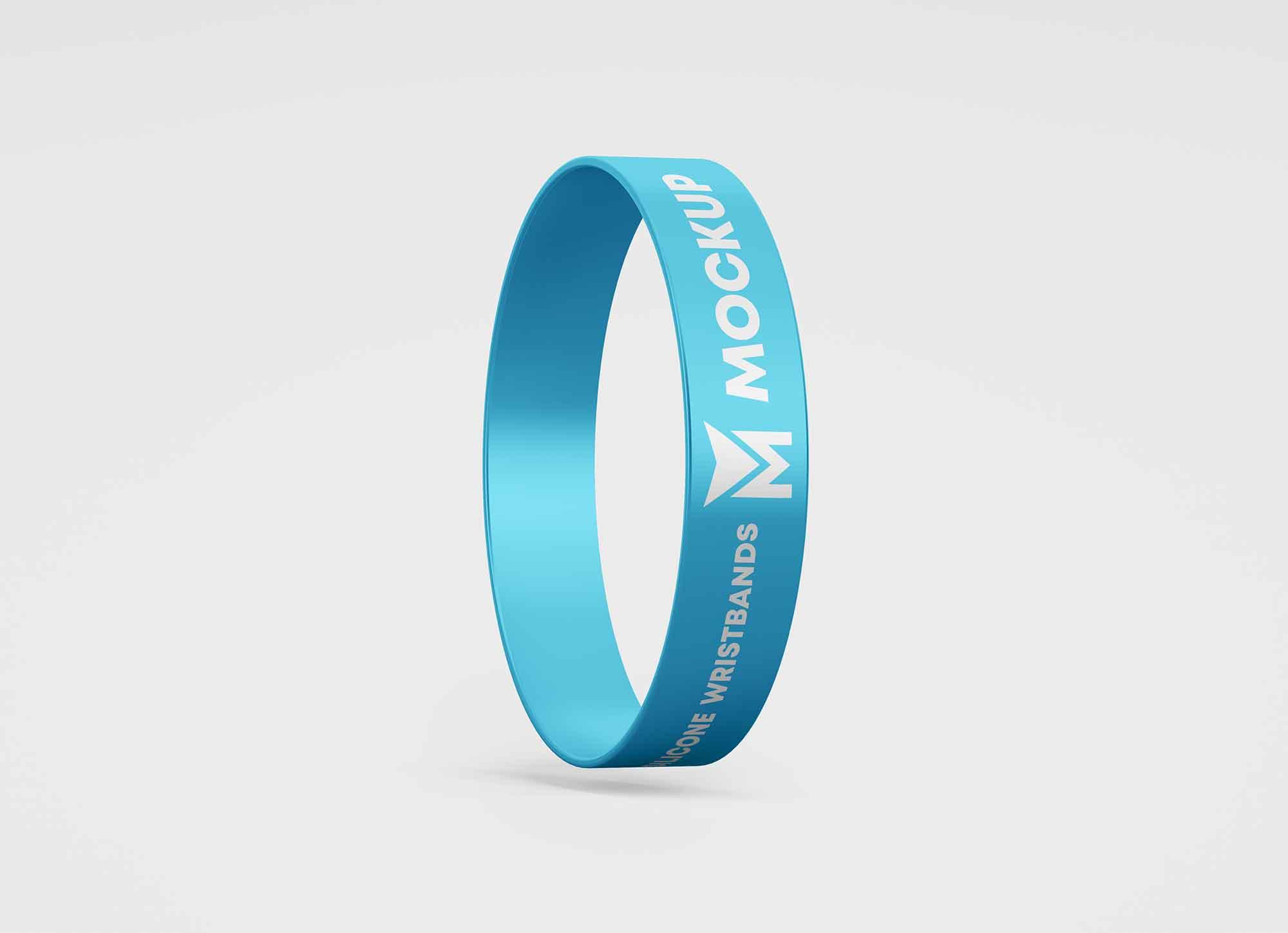 Wristbands Mockup 1