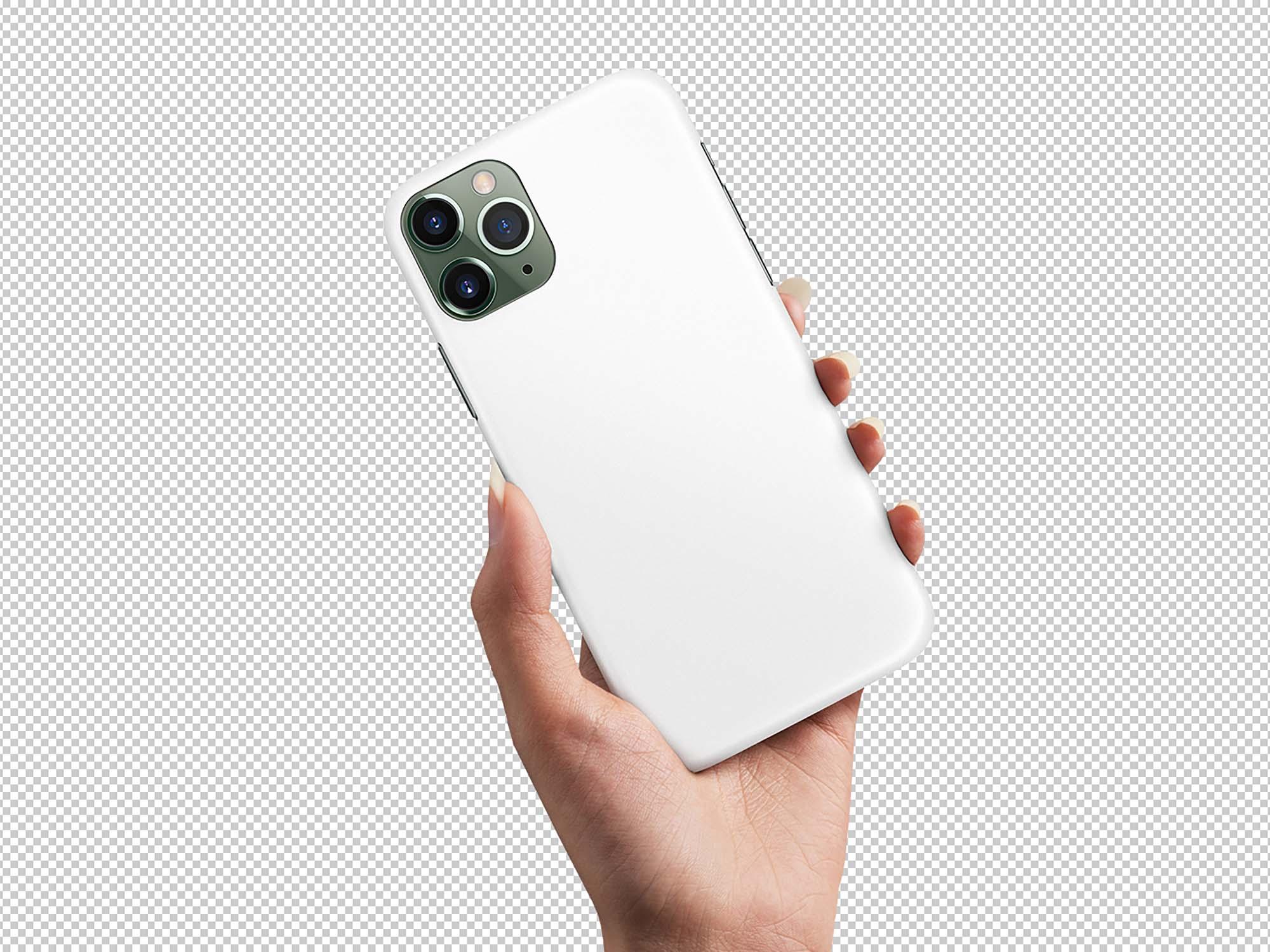 iPhone 11 Pro Case Mockup 2