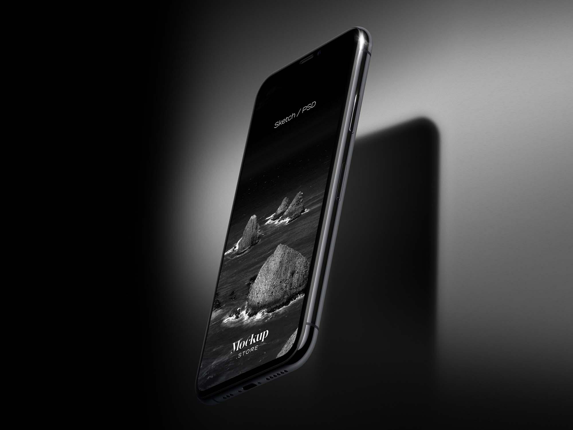 iPhone 11 Pro Device Mockup