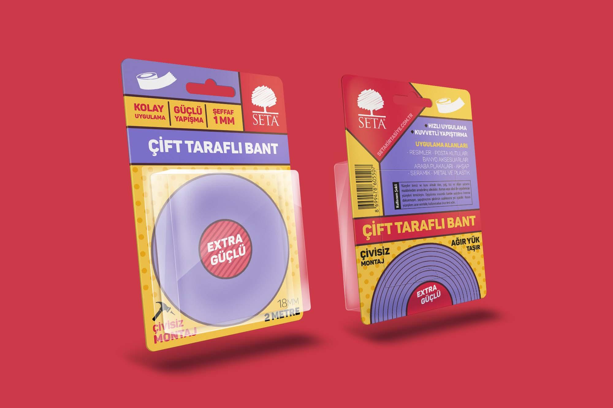 Blister Packaging Box Mockup 2