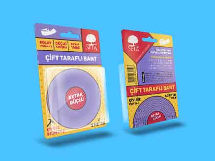 Blister Packaging Box Mockup