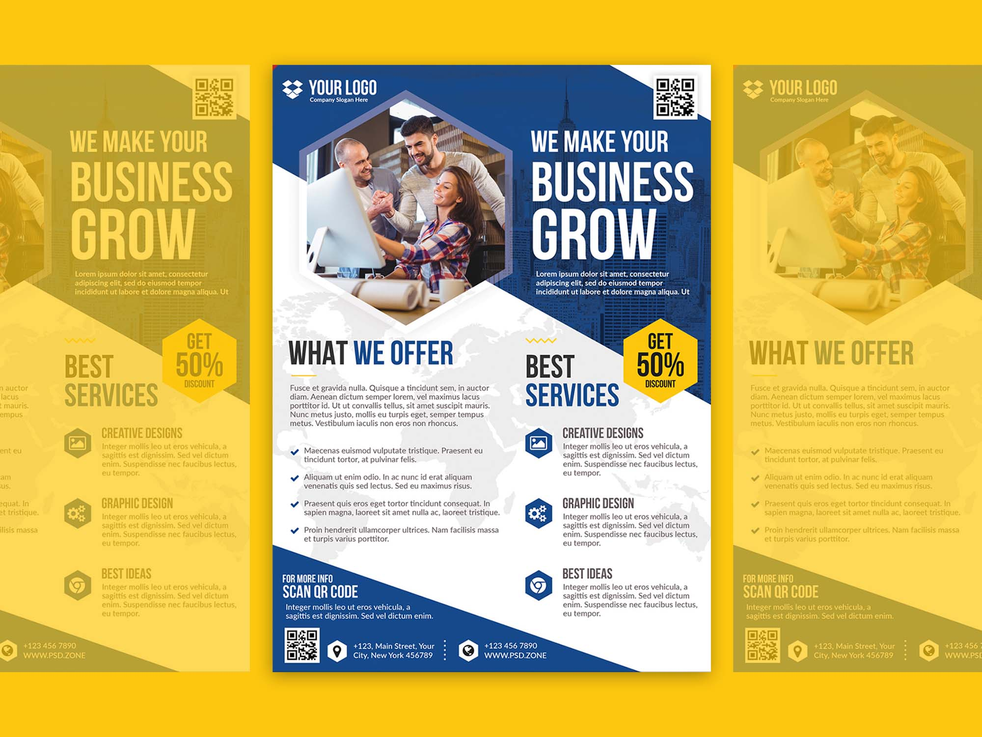 Business Flyer Template 2