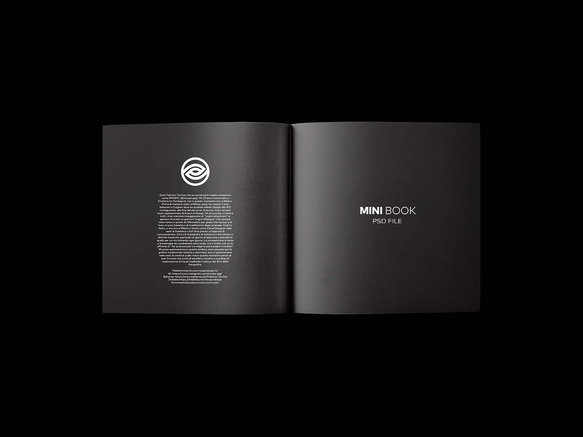 CD Mockup Set 1