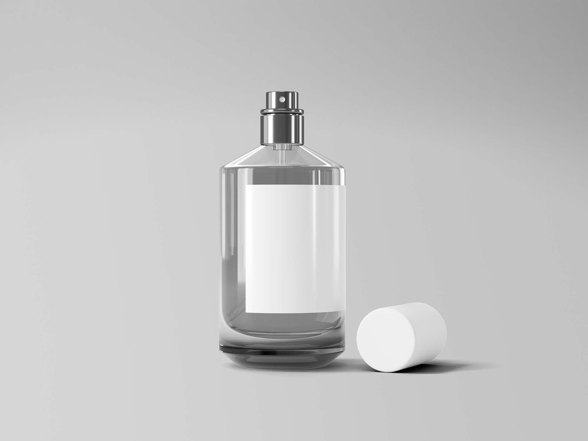Classic Perfume Mockup 2