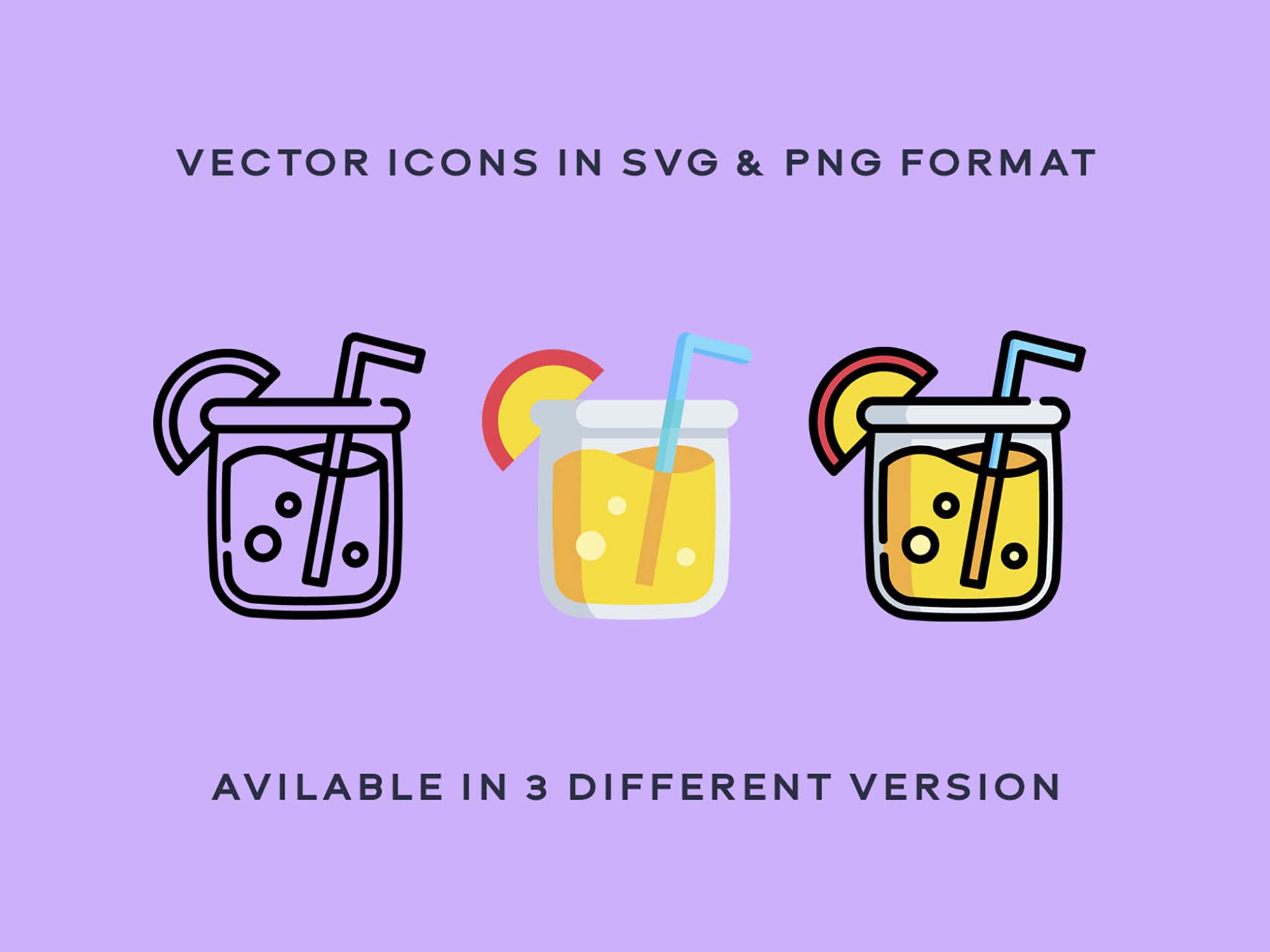 Event Vector Icons 4