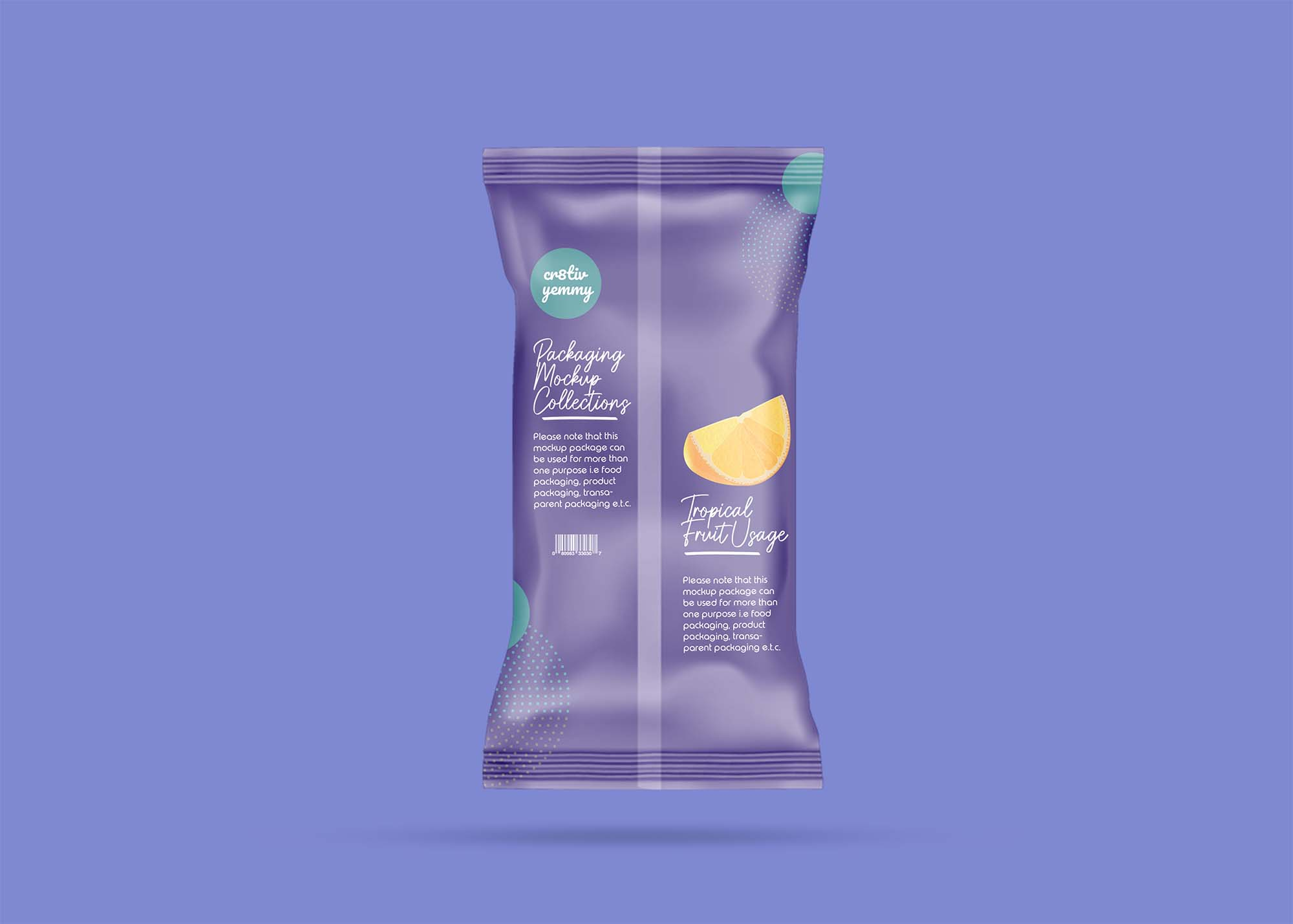 Food Packaging Mockup 3