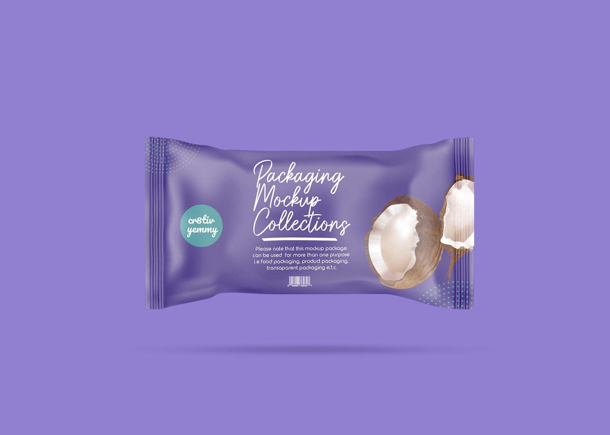 Food Packaging Mockup 5