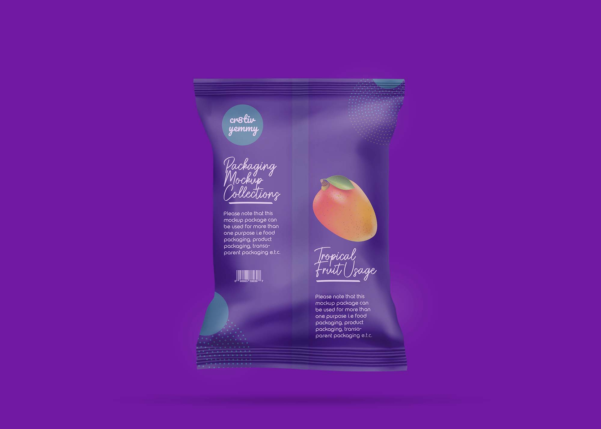 Food Packaging Mockup 7