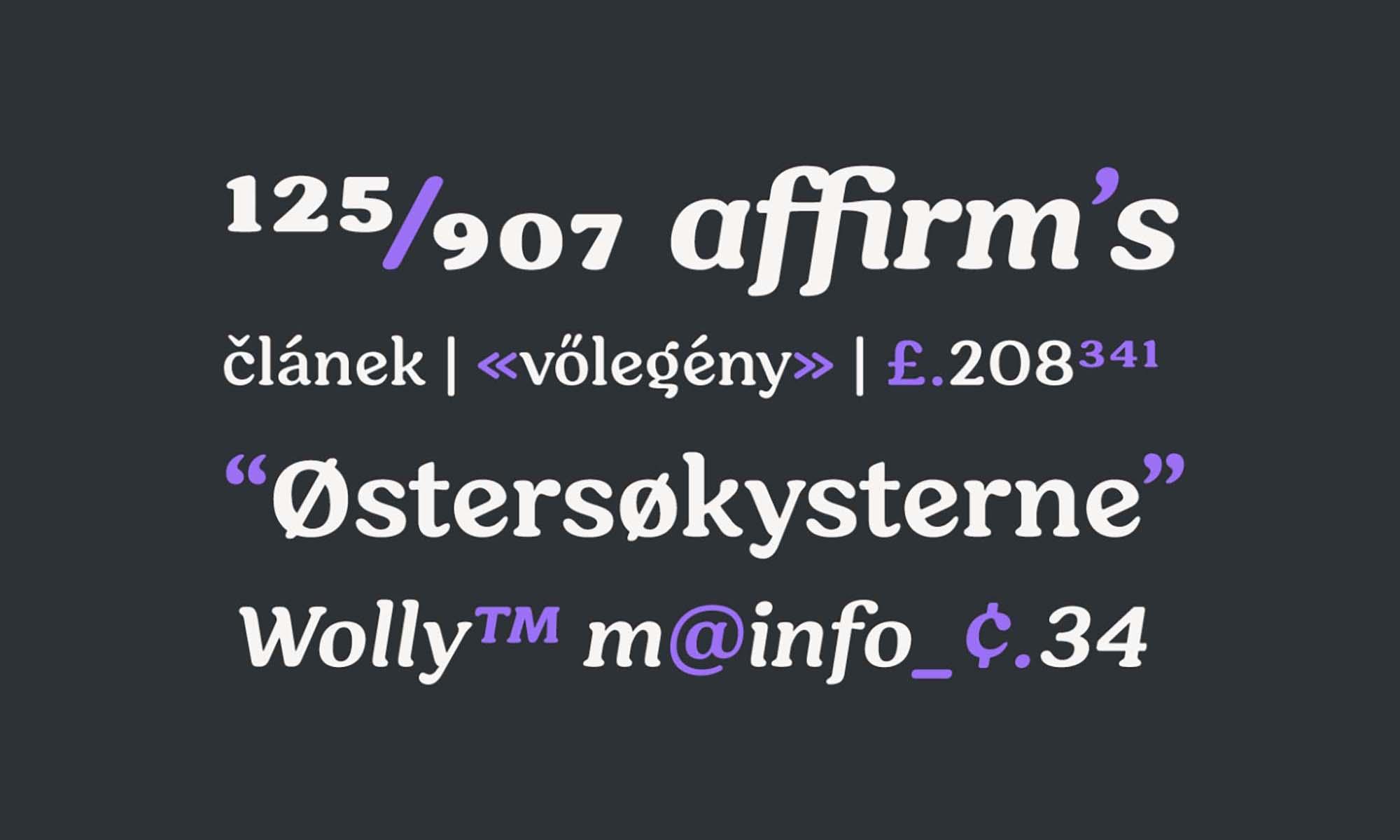Hornbill Font Family 2