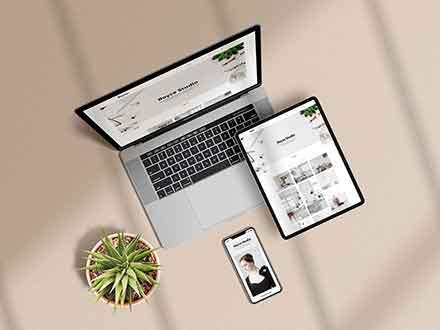 Multi Device Responsive Mockup