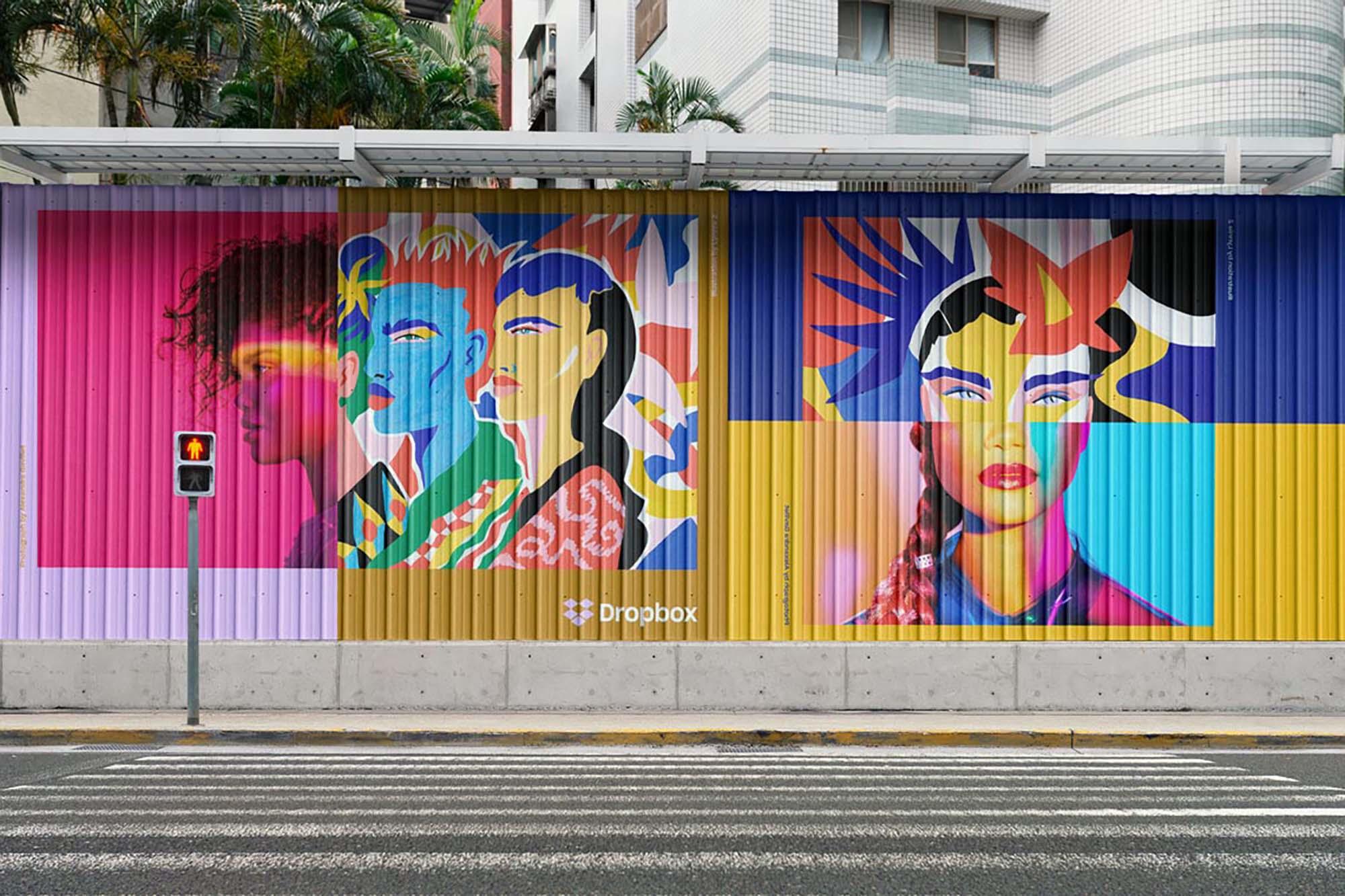 Mural Wall Mockup 1