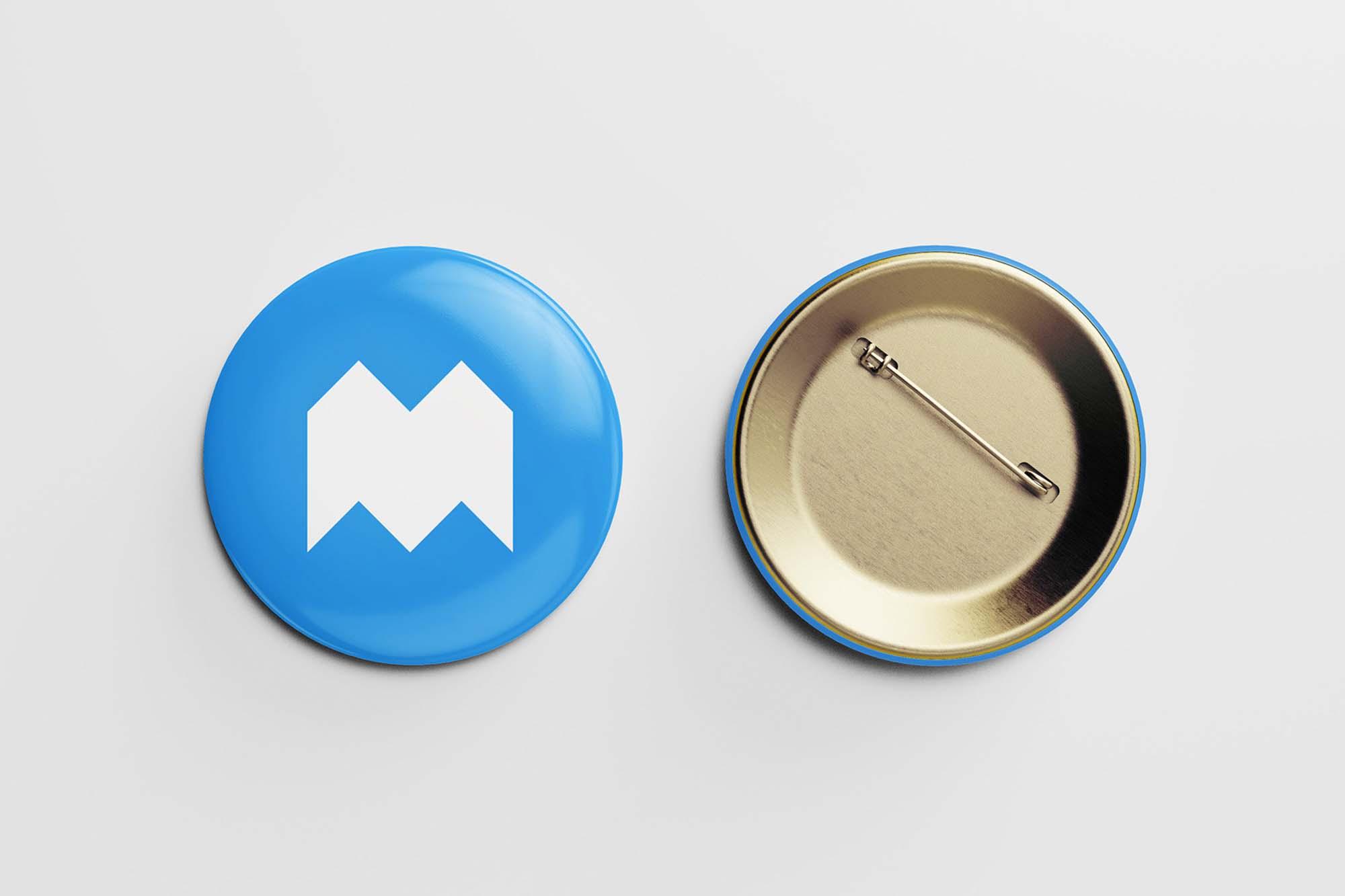 Pin Button Mockup 2