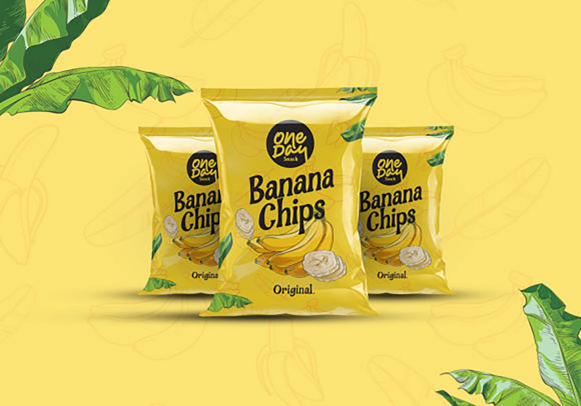 Ban Chips Font 1