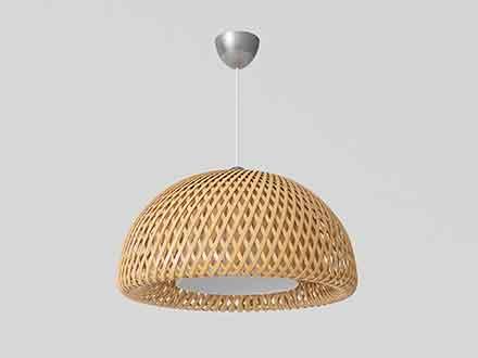 Boja Pendant Lamp 3D Model