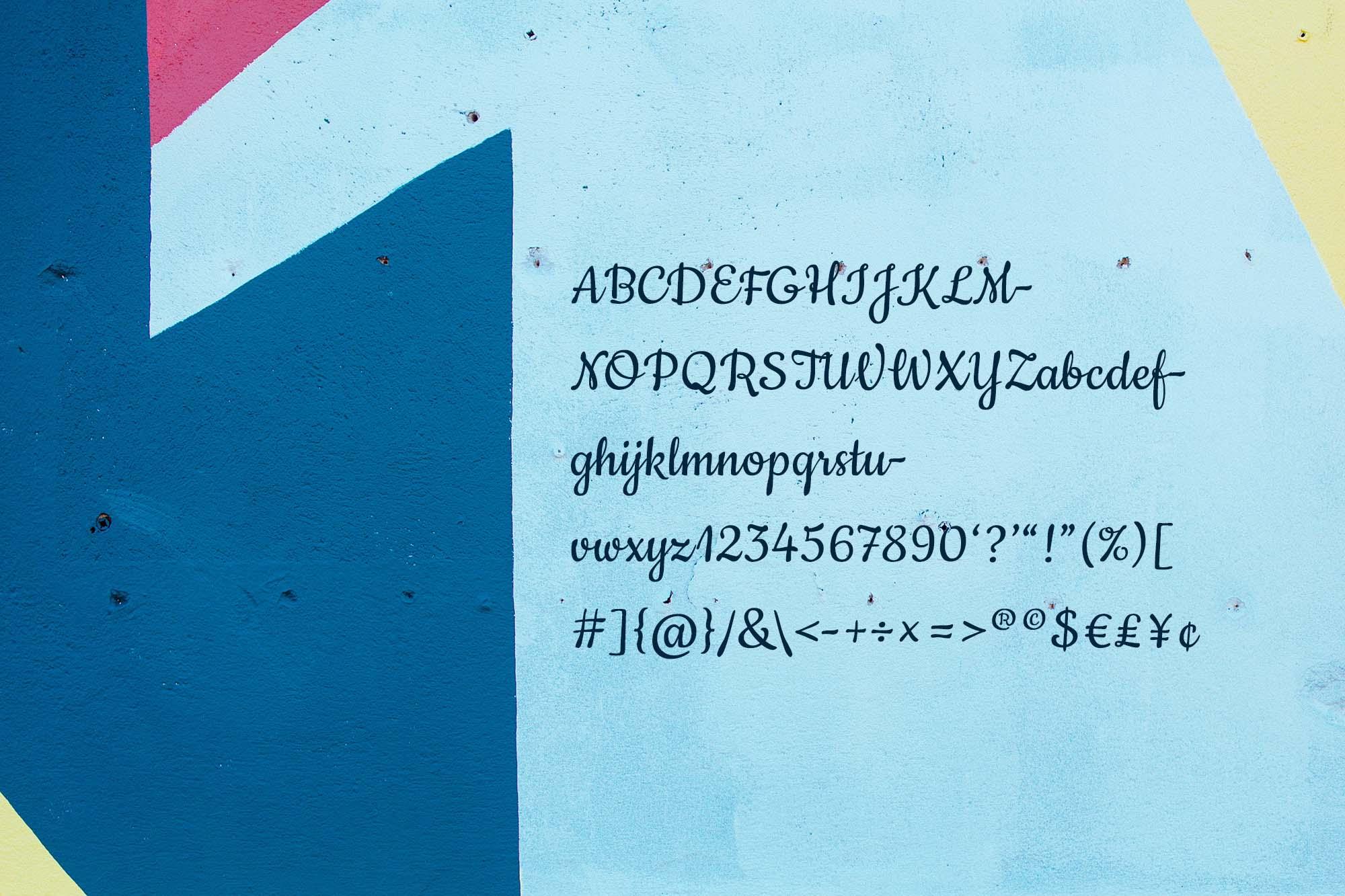 Cookie Script Font 2
