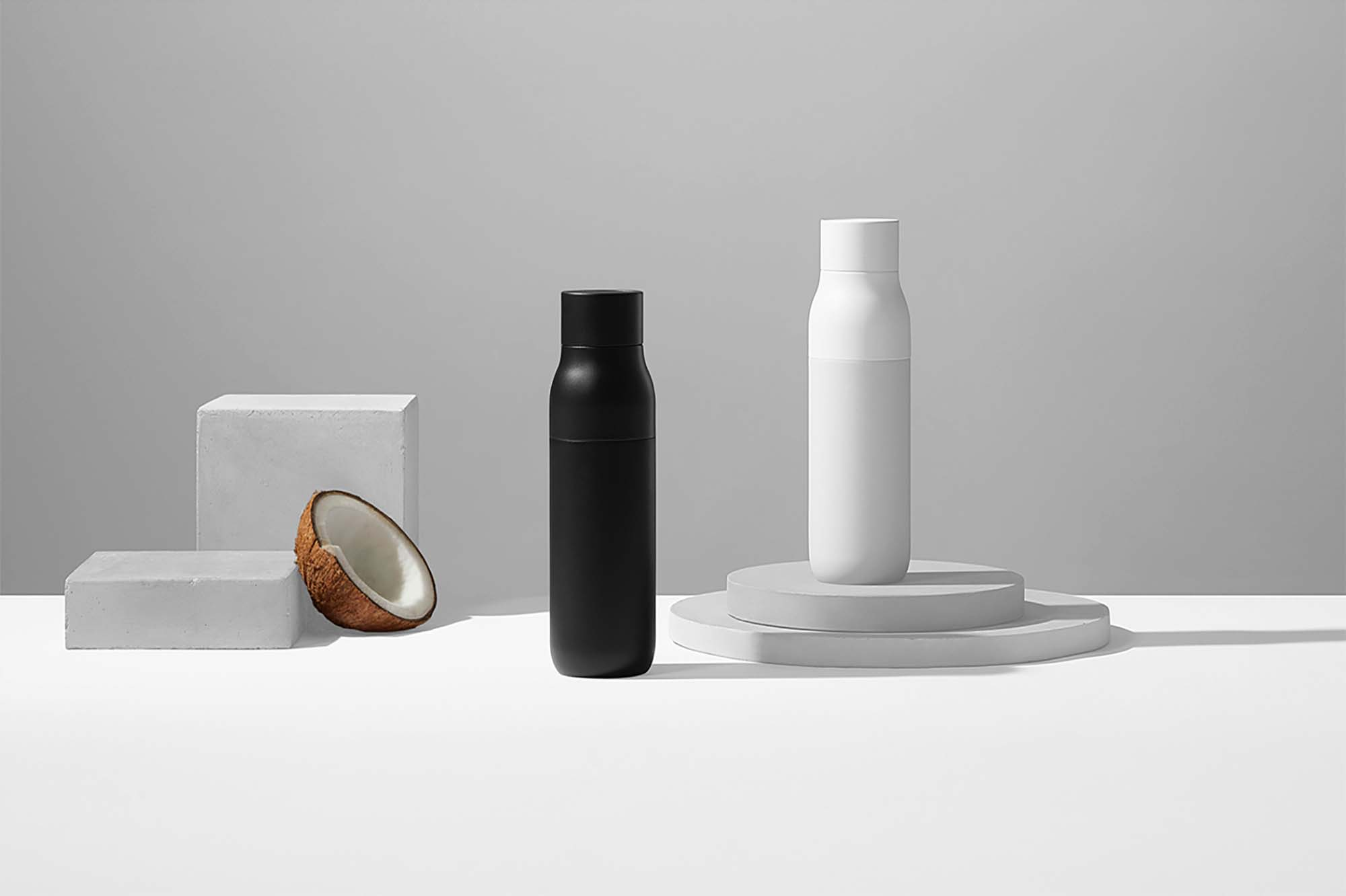 Cosmetic Bottle Packages Mockup 2