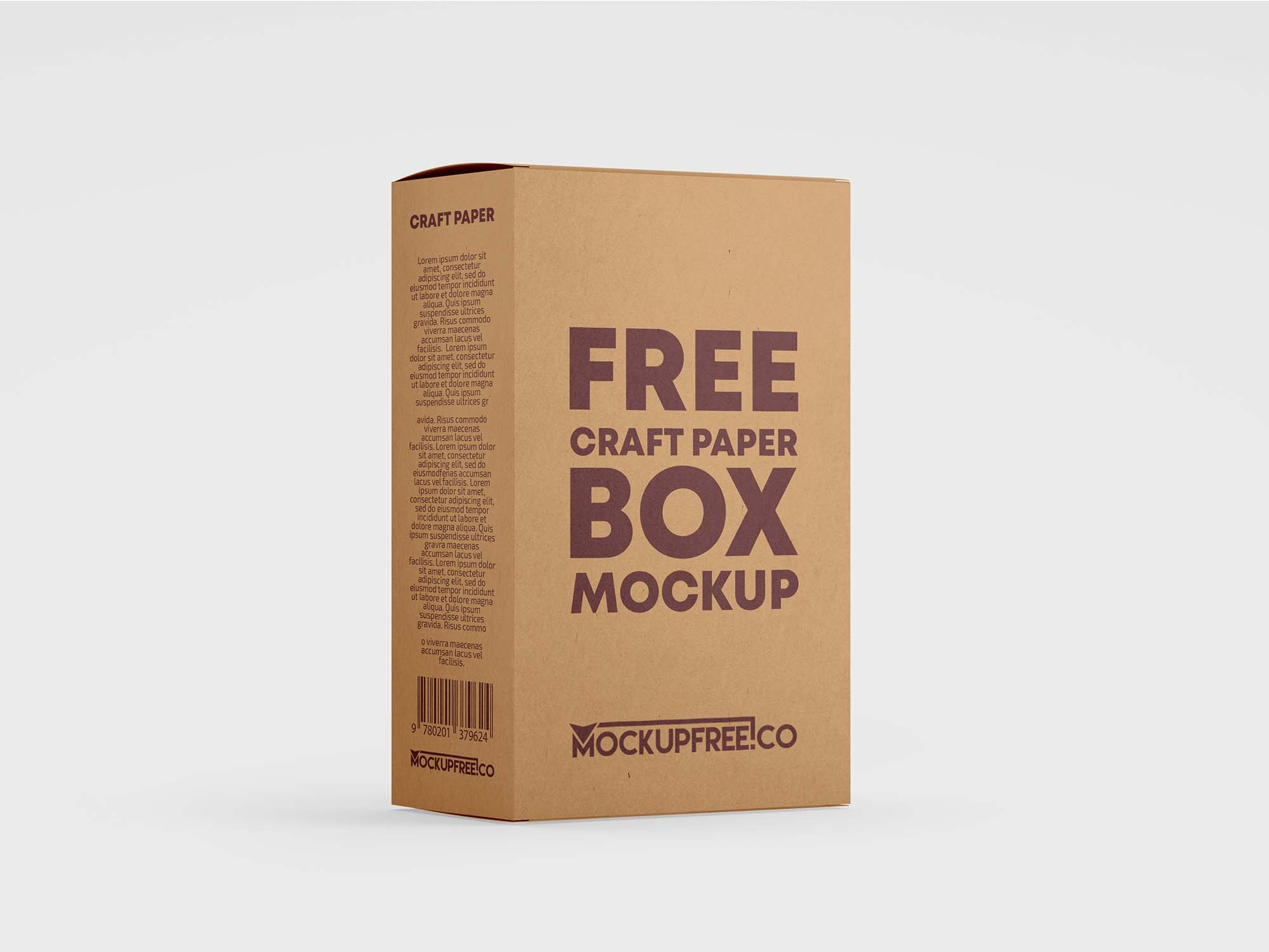 Craft Box Mockup 2