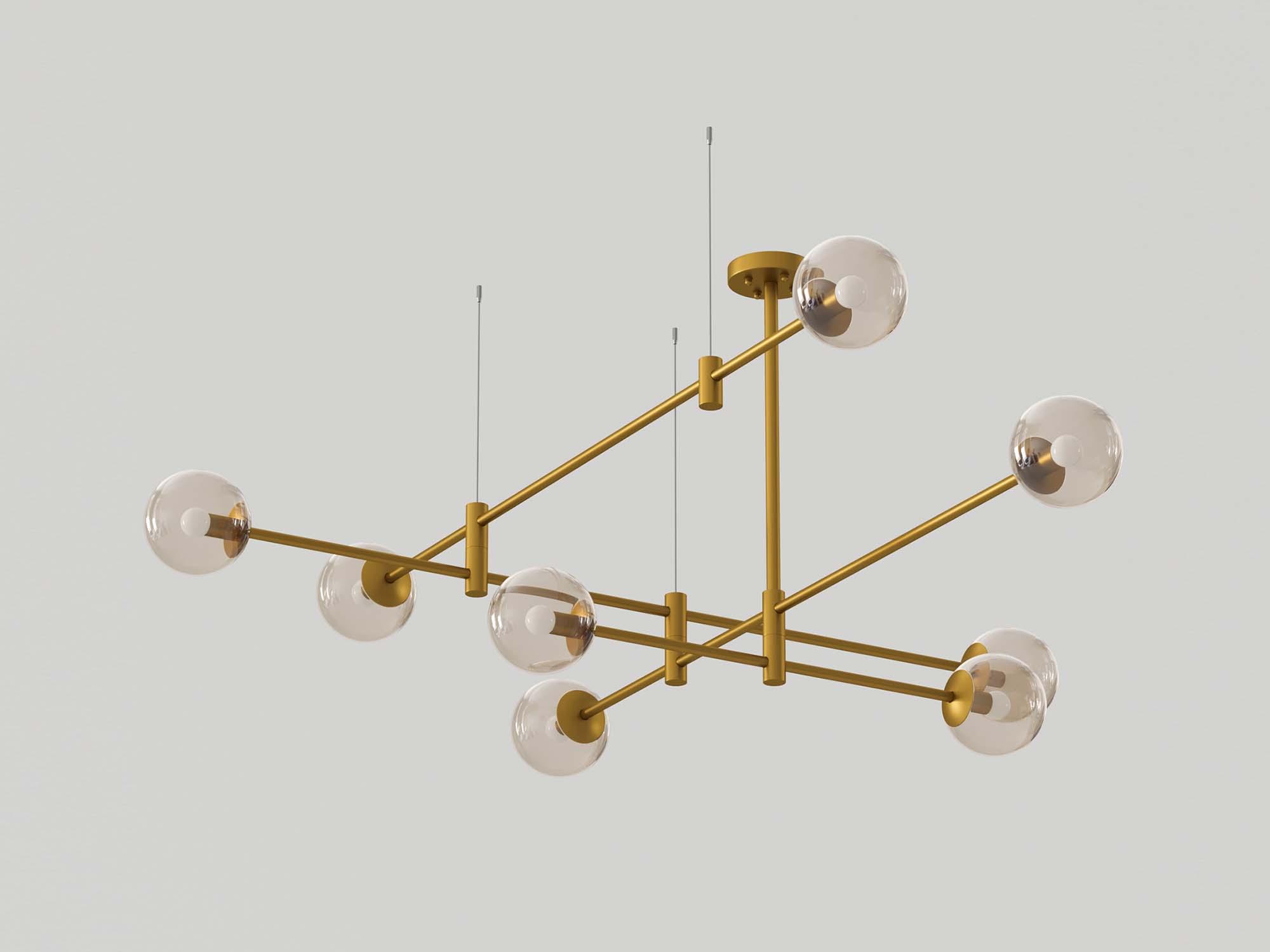 GAP Pendant Lamp 3D Model