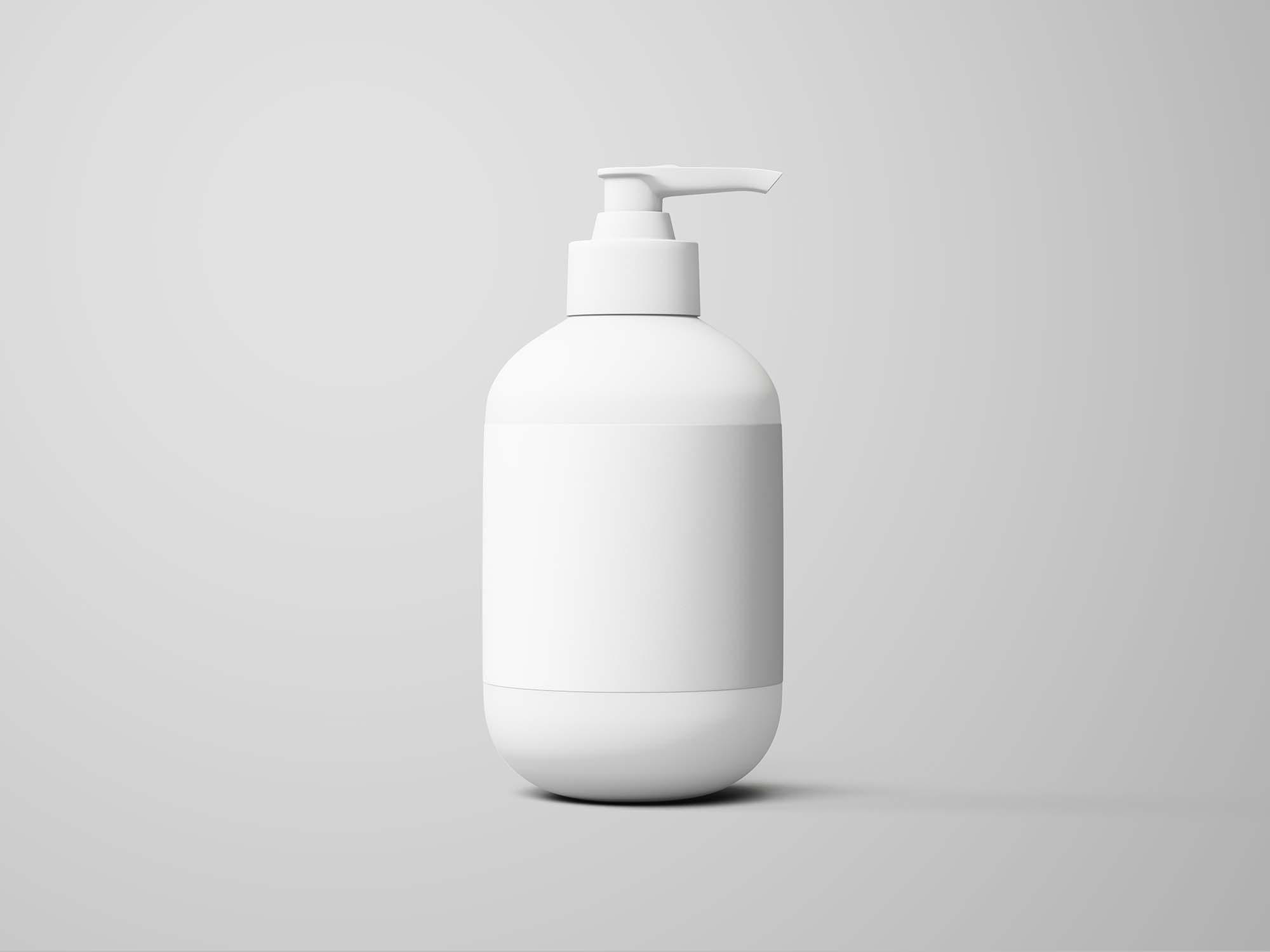 Hand Sanitizer Mockup 2