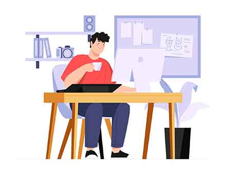 Illustrator Vector Illustration