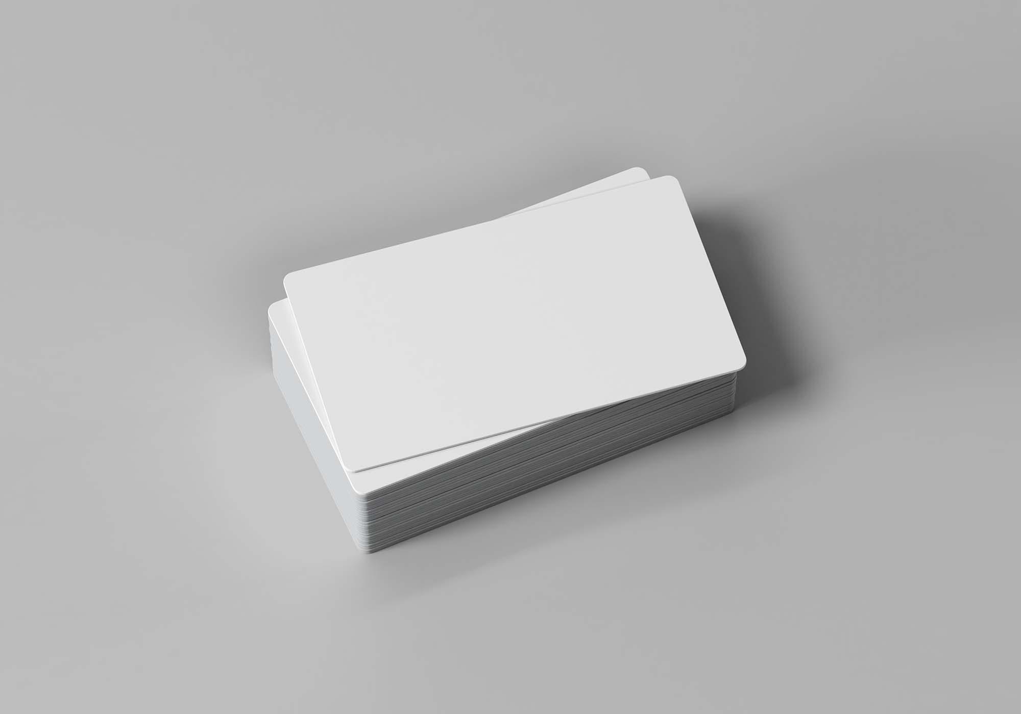 Membership Card Mockup 2