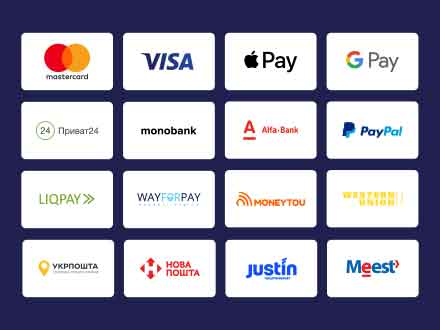 Payment Icons Pack