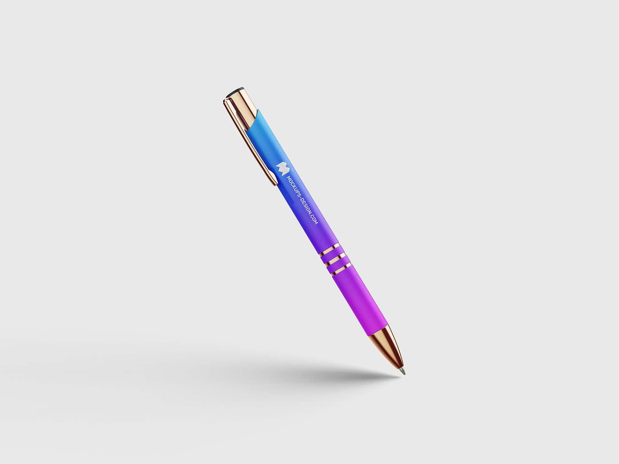 Pen Mockup 5