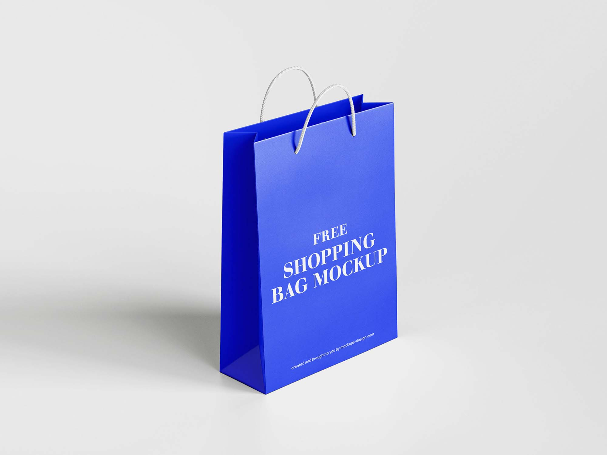 Shopping Bag Mockup 3