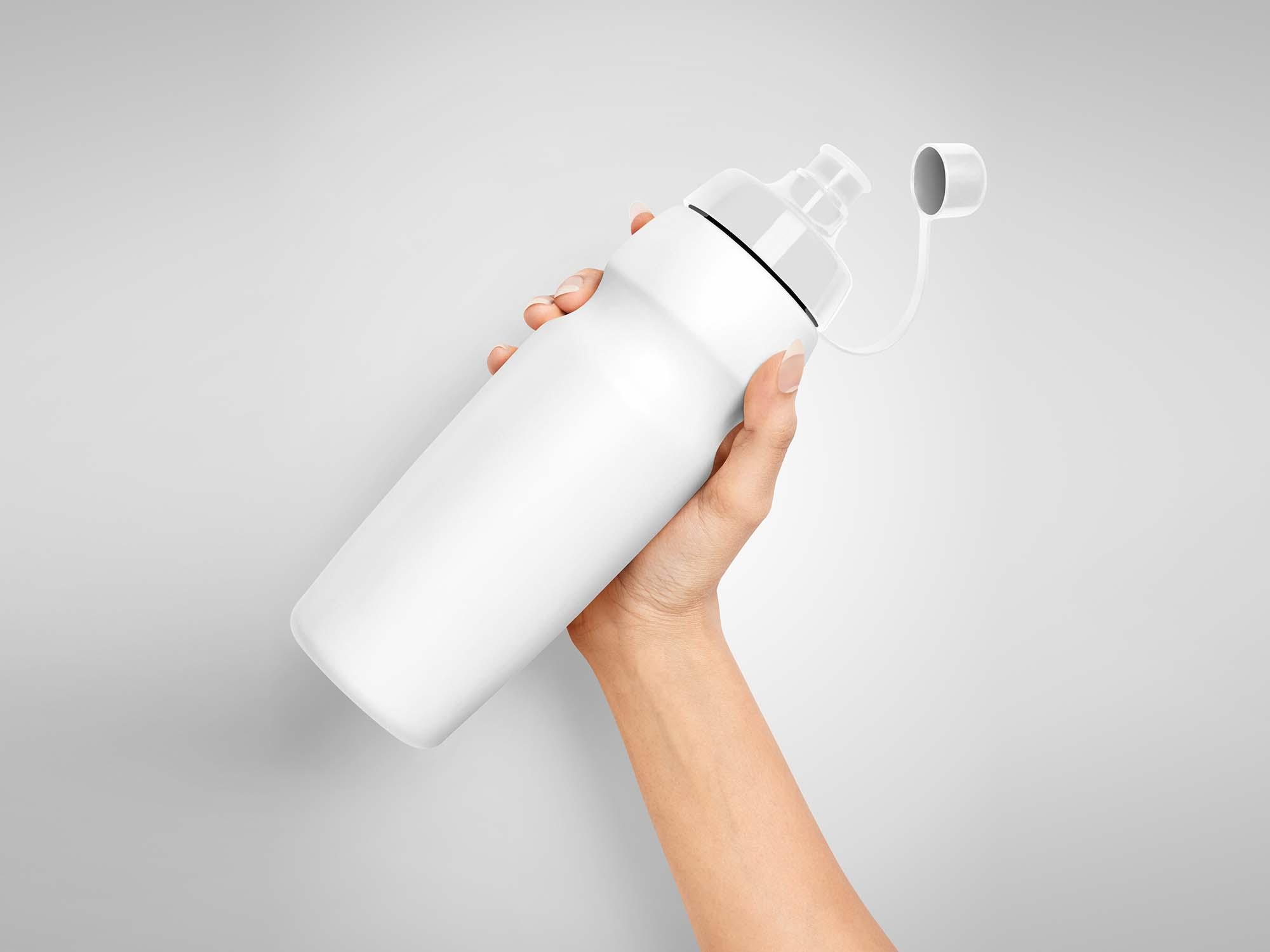 Sport Bottle Mockup 2