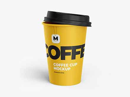 Tea and Coffee Cup Mockup