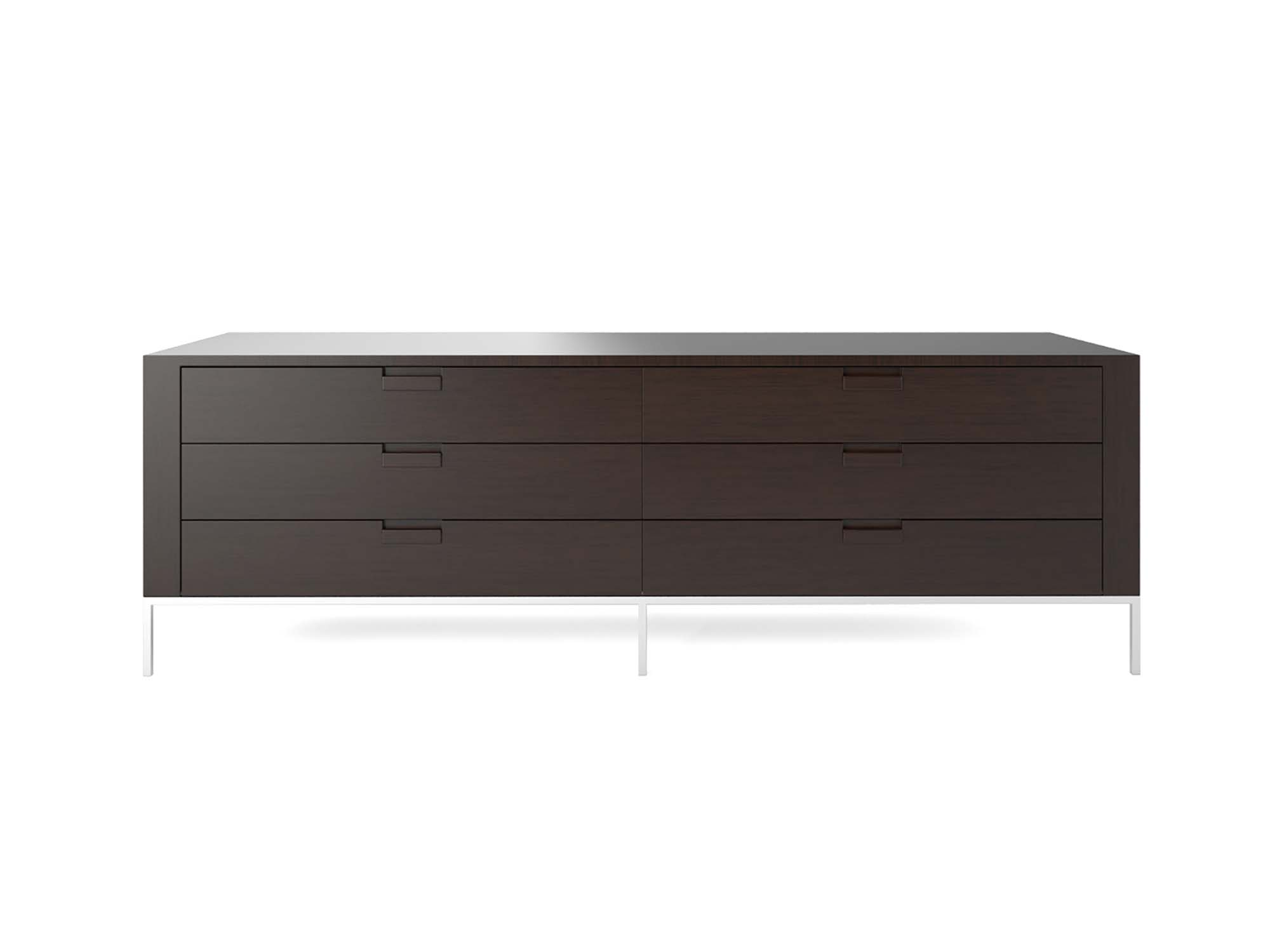 Titanes Sideboard Wooden Cabinet 3D Model