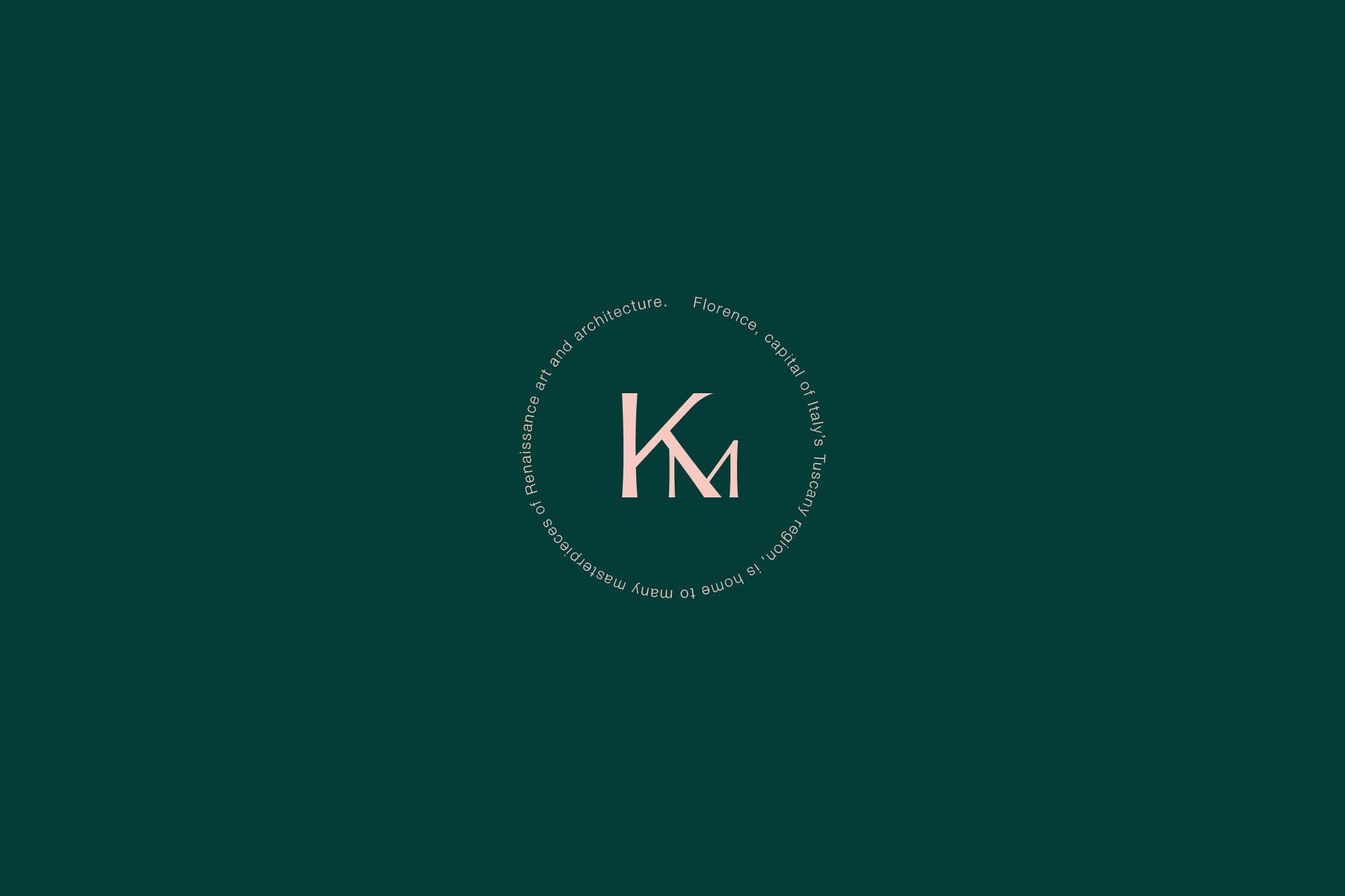 Trento Luxury Typeface 03