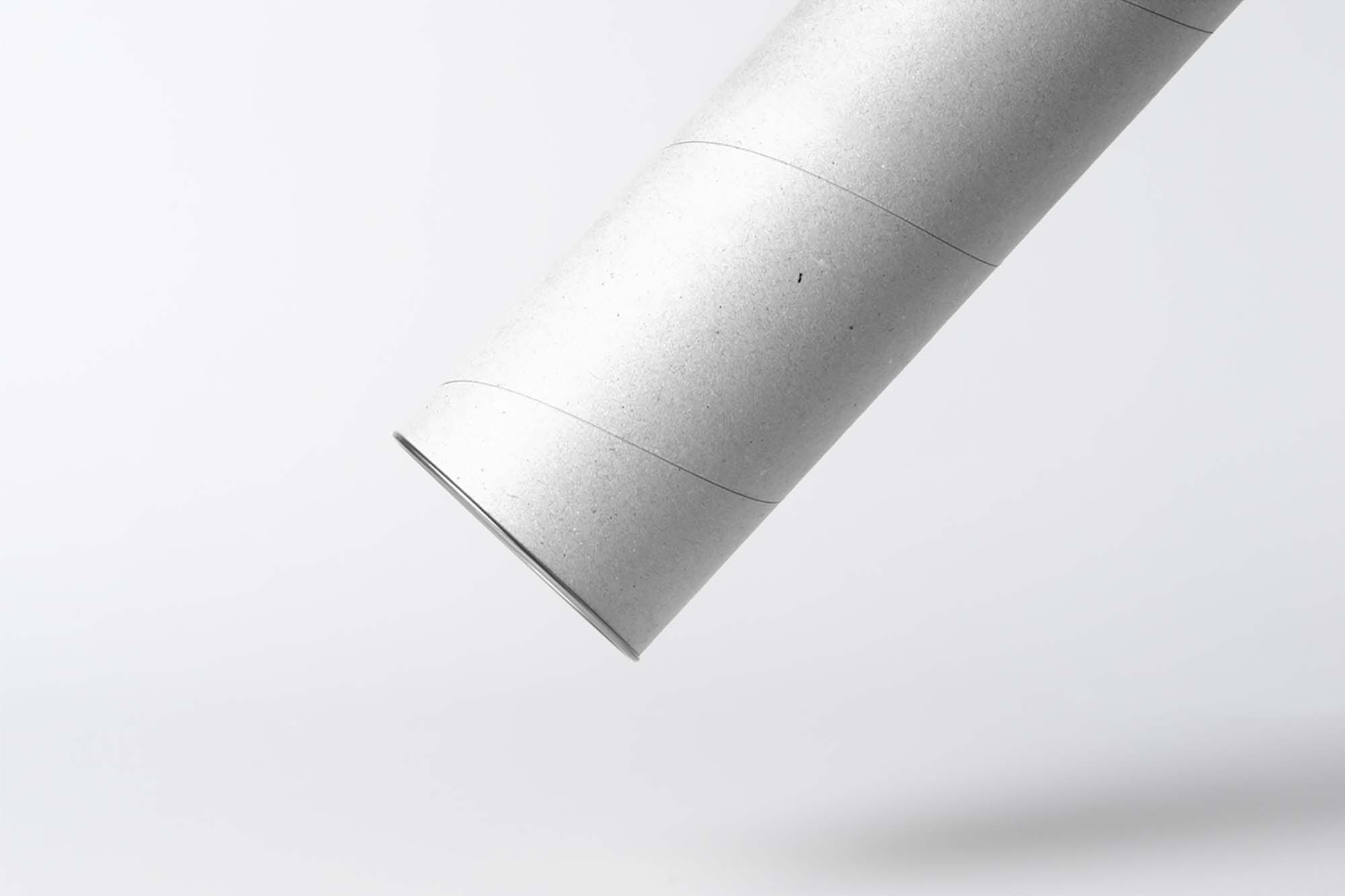 Tube with Label Mockup 2