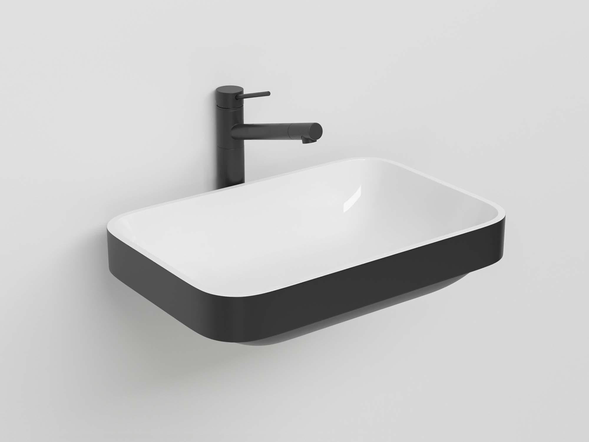 Washbasin 3D Model 4