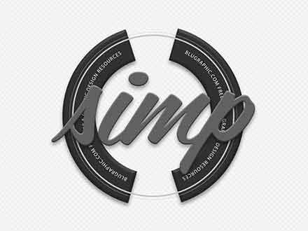 Circle Vintage Badges