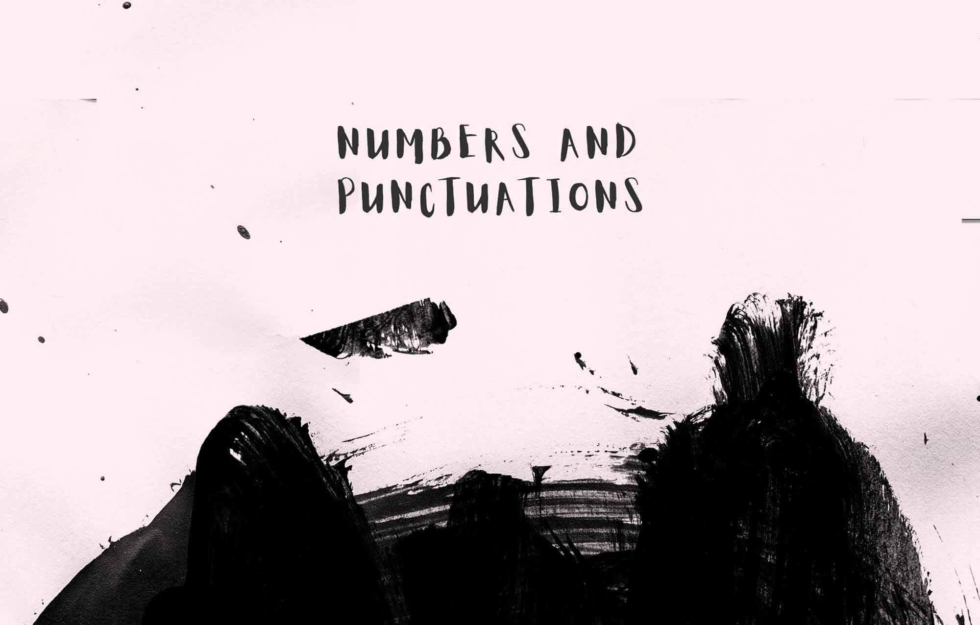 Aloja Handwritten Font 3