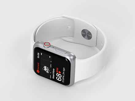 Apple Watch Series 5 3D Model 3