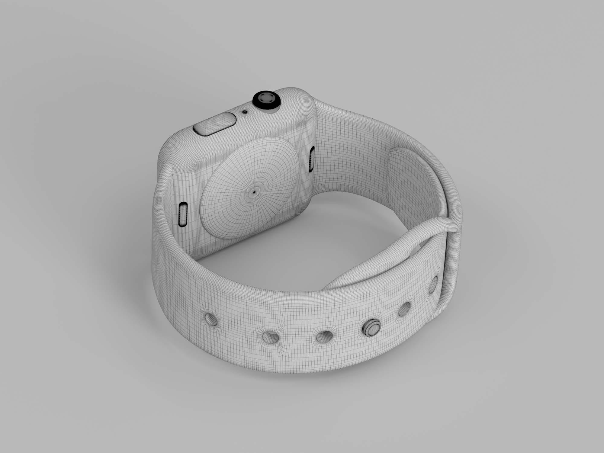 Apple Watch Series 5 3D Model 3