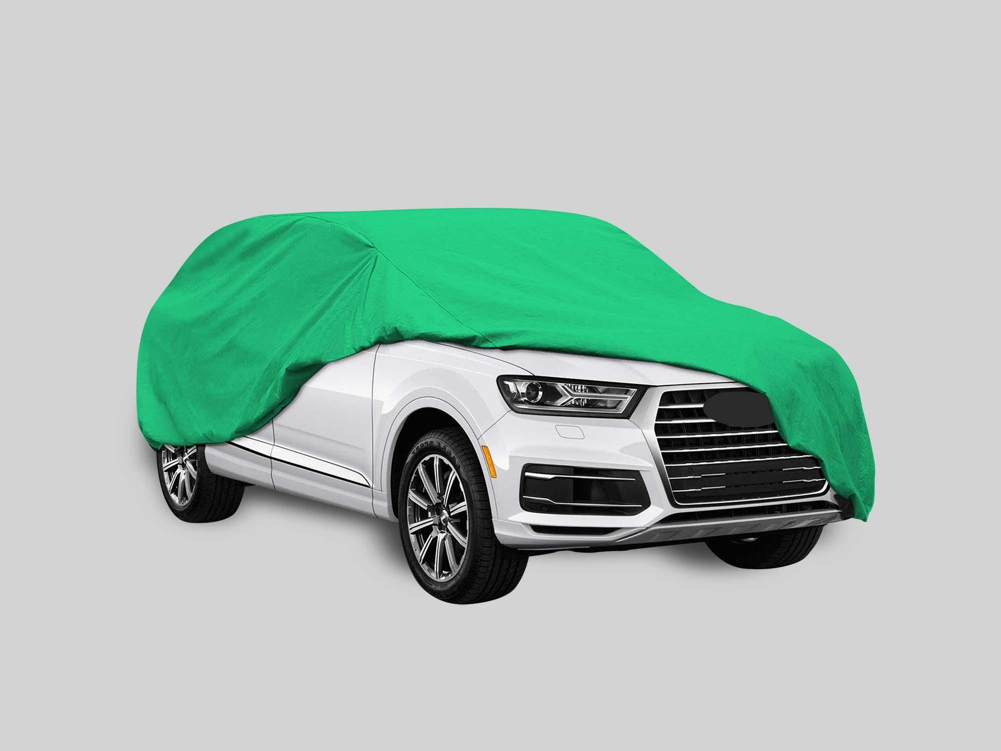 Car Cover Mockup
