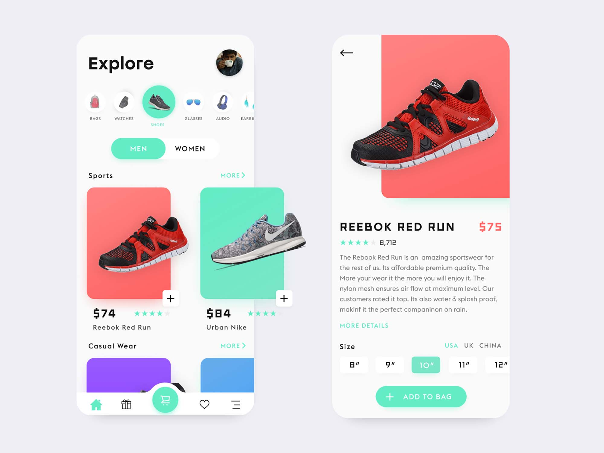 E-Commerce App Template