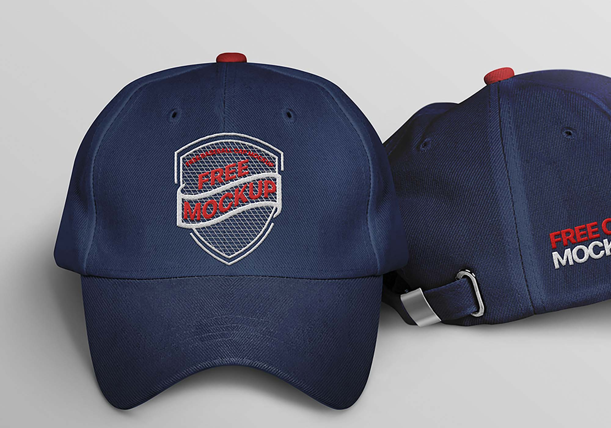 Embroidery Cap Mockup 3