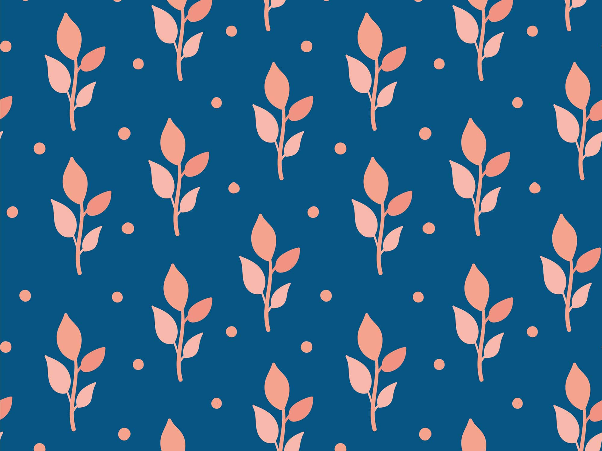 Floral Vector Patterns 4